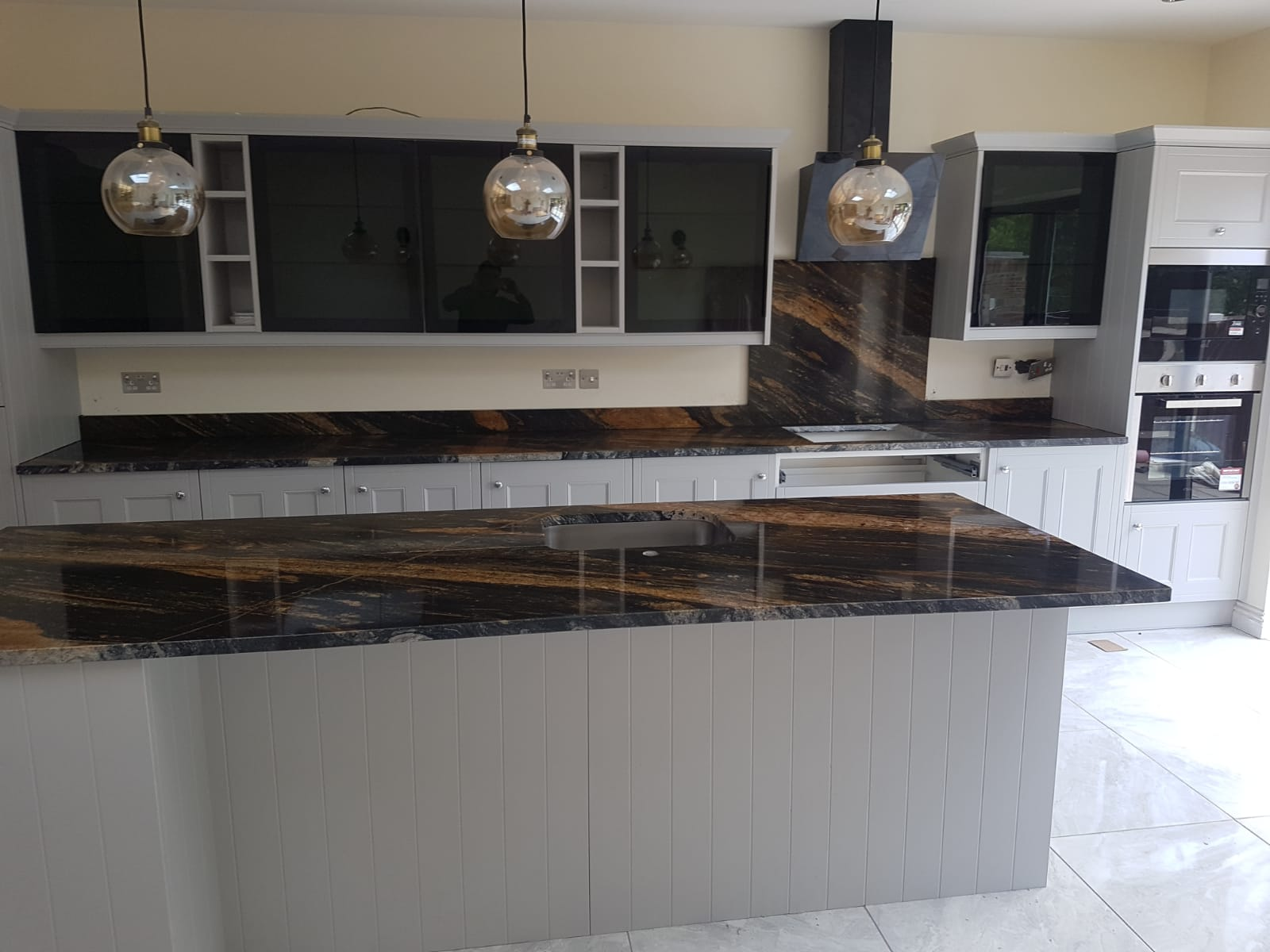 Stromboli Granite Worktop
