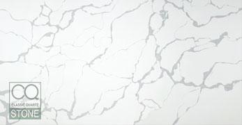 Classic Quartz - Statuario Blanco