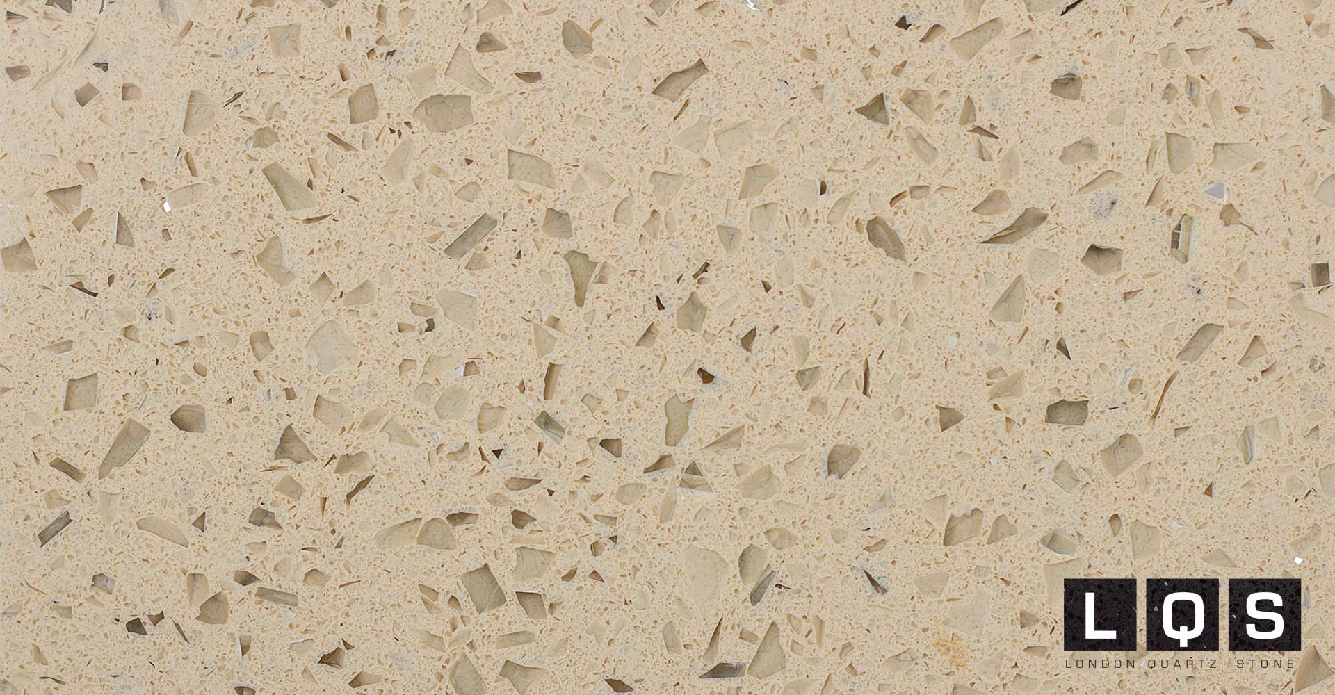 London Quartz - Cream miror